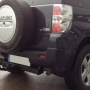 ТСУ на SUZUKI Grand Vitara 3 Doors, 2005-, тип шара: F